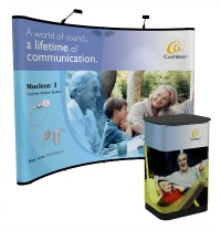 10ft trade show display