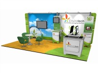 20ft trade show display