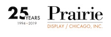 Prairie Display/Chicago logo