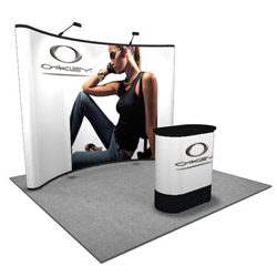 10ft Instand display
