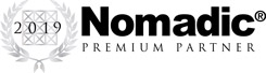 Nomadic Display Premium Partner logo