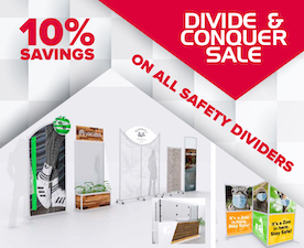 Divider and Conquer Sale