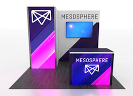 Mesosphere 10ft Modular Exhibit