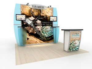 Portable Modular Trade Show Exhibit